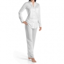 Pyjama 1/1 Arm Cotton de Luxe Hanro (HAcld7956)