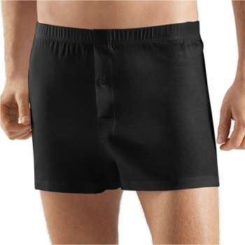 Boxer Button mit Eingriff Sea Island Cotton Hanro (HAsi3172)