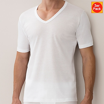 V Shirt (3XL) 3er Pack Business Class New Zimmerli (ZIbu22214723erBIG)