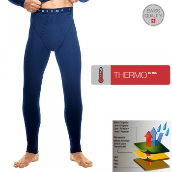 Pants Long Leggins Thermo ISAbodywear (ISth1365)