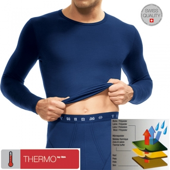 Long Shirt 1/1 Arm Thermo ISAbodywear (ISth1615)