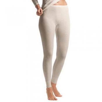 Pants Long Leggins Wool/Silk ISAbodywear (ISws709106)