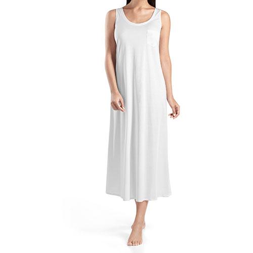 timeless design ea89b bc2bf Nachthemd ohne Arm 130cm Cotton de Luxe Hanro (HAcld7951)