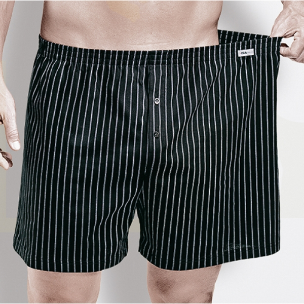 Short/Pant Stripe Big Size ISAbodywear(ISAbs312106bs)