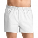 Boxer Buttonshort mit Eingriff Funcy Woven Hanro (HAfw4013)
