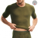 T Shirt 1/4 Arm Army ISAbodywear(ISAay1583)