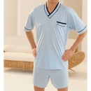 Pyjama kurz Justin Moonday Nightwear (MNjn680006621)