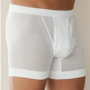 Boxer Short (3XL) mit Eingriff Royal Classic Zimmerli (ZIrc2528476BIG)